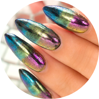 Professional nails and beauty salon in nottingham dk nails mirrorchrome nails prinsesfo Gallery